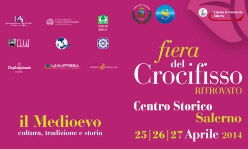 Salerno, dal 25 al 27 aprile torna la Fiera del Crocifisso Ritrovato