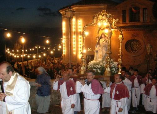 La Madonna dell'Olivella (dal sito della proloco)