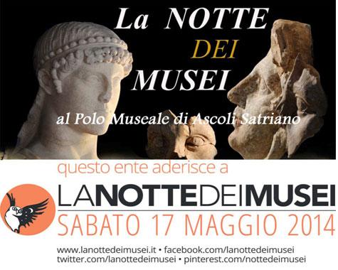 Puglia. La Notte dei Musei ad Ascoli Satriano