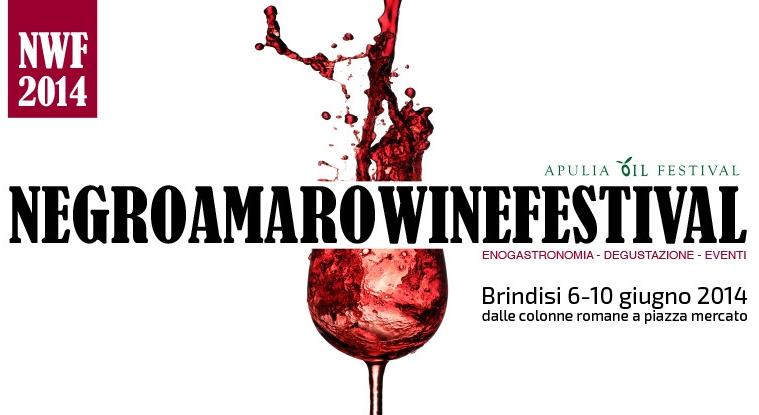 """A Brindisi torna il """"Negroamaro Wine Festival"""""""