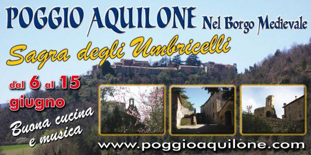 """Terni: a Poggio Aquilone al via la """"Sagra degli Umbricelli"""""""