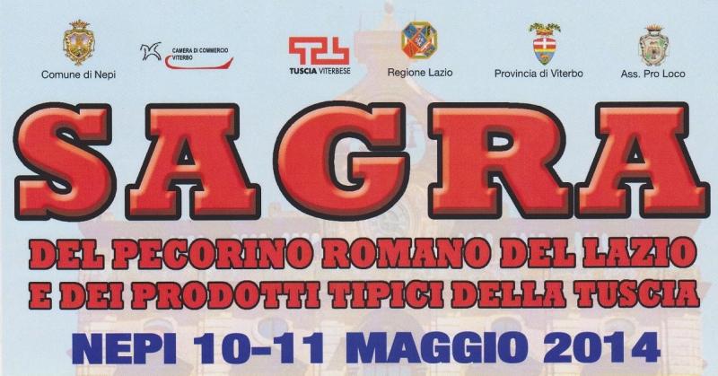 A Nepi il 10 e 11 maggio si celebra il Pecorino Romano
