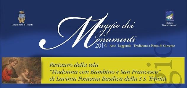 Maggio dei Monumenti, il calendario di eventi a Piano di Sorrento