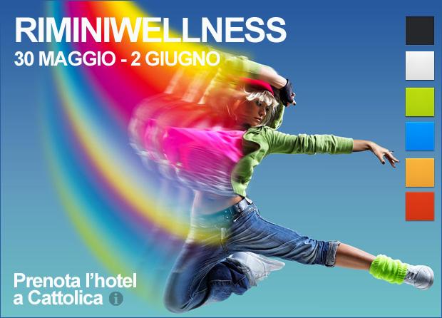 Rimini Wellness per chi non sa come fermarsi!