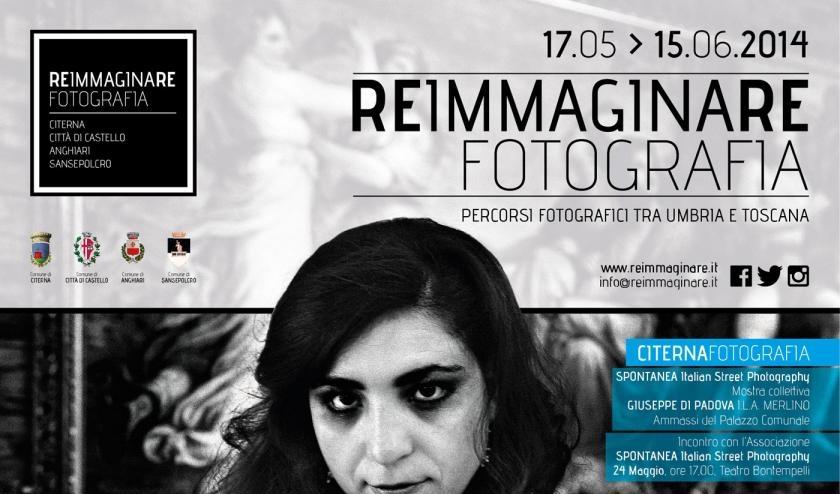 """Toscana-Umbria: dal 17 maggio """"ReimmaginaRe Fotografia"""""""
