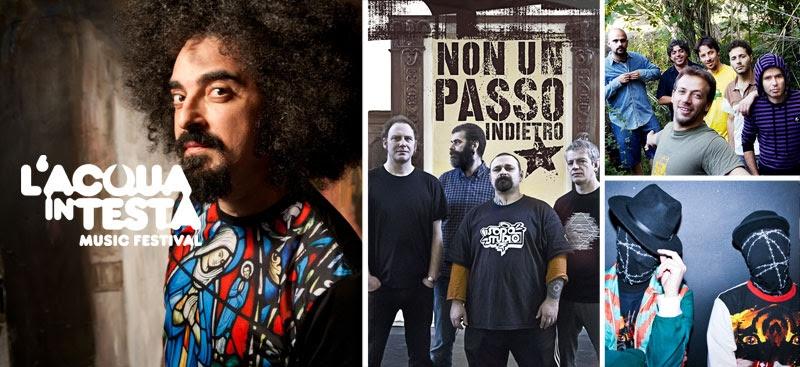 """Musica a Bari torna il festival """"L'Acqua In Testa"""""""