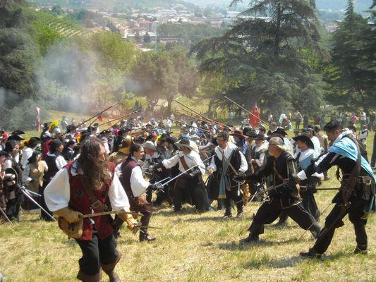 Canelli rivive l'assedio del 1613, appuntamento il 21 e 22 giugno