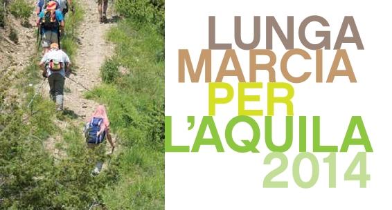 "Sport e solidarietà: dal 28 giugno al via la ""Lunga Marcia per L'Aquila"""