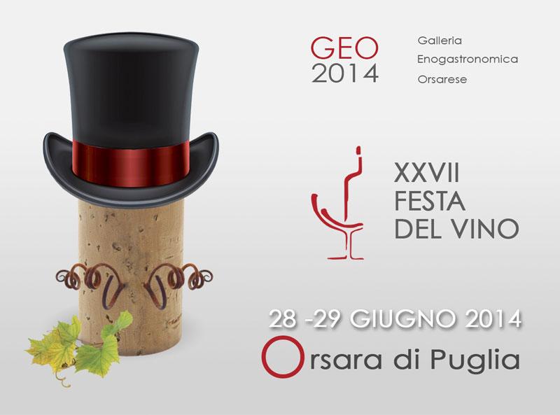 Orsara di Puglia torna la Festa del Vino