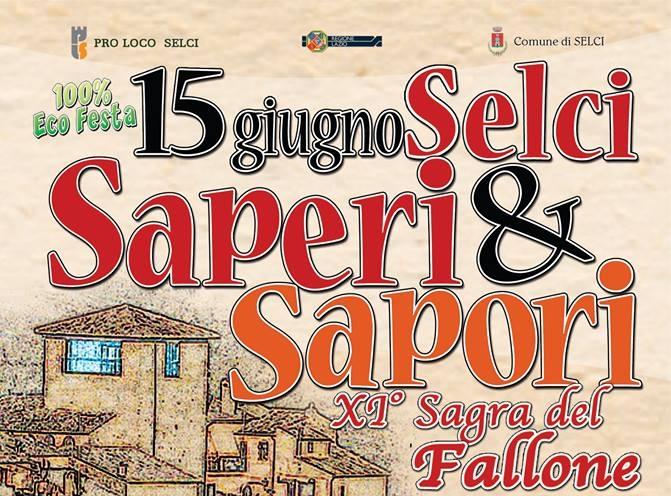 """Sabina: buon cibo e antiche tradizioni all'XI """"Sagra del Fallone"""" di Selci"""