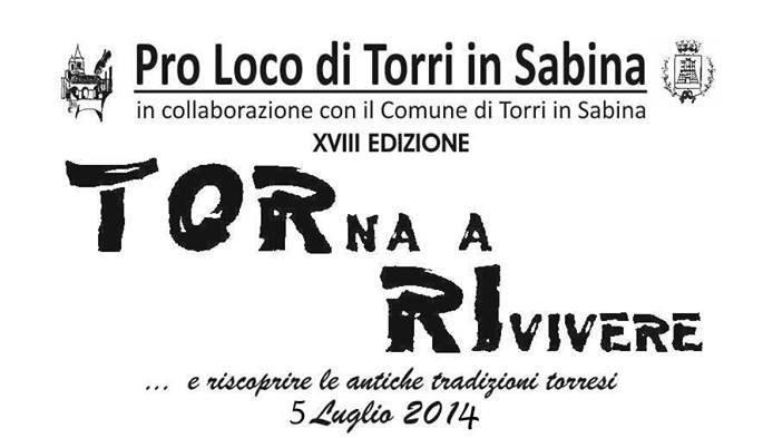 Rieti: cantine in festa a Torri in Sabina