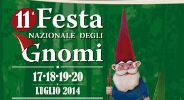 In Abruzzo dal 17 al 20 luglio la Festa nazionale degli gnomi