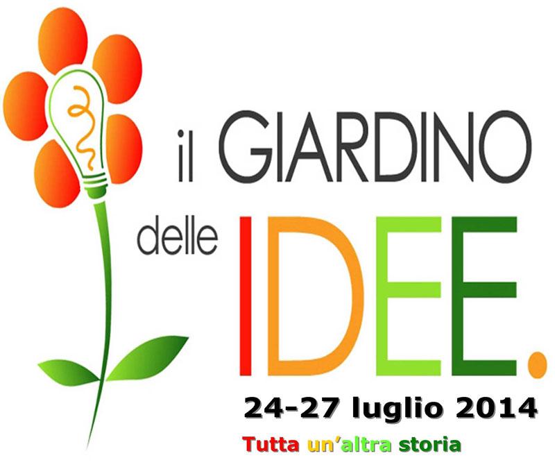 """Ad Arezzo i libri si presentano nel """"Giardino delle Idee"""""""