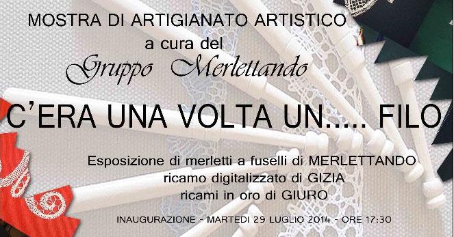 Cassino, dal 29 luglio la mostra di artigianato artistico