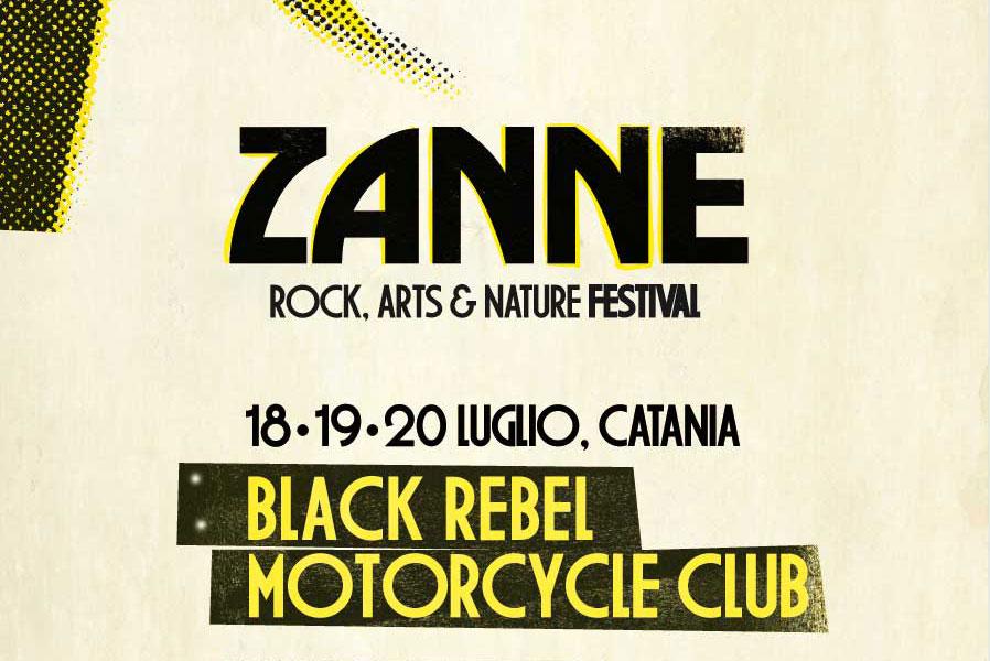 Catania, dal 18 al 20 luglio la musica rock protagonista a Zanne Festival
