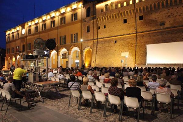 Cesena, dal 15 al 24 luglio torna Piazze di Cinema
