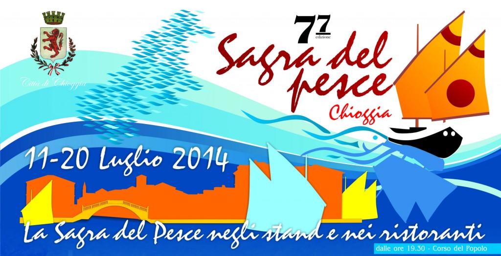 Chioggia dall'11 al 20 luglio la Sagra del Pesce