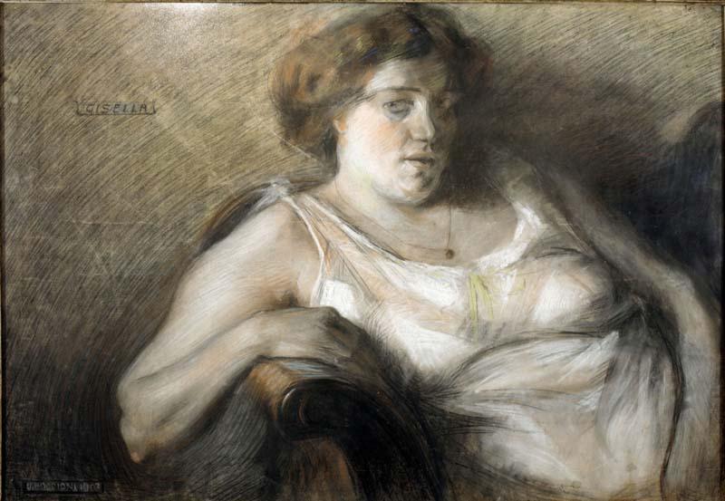 Arte. La collezione Boccioni sarà esposta alla Galleria Nazionale di Cosenza