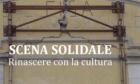 Torna Scena Solidale per rifondare l'Emilia