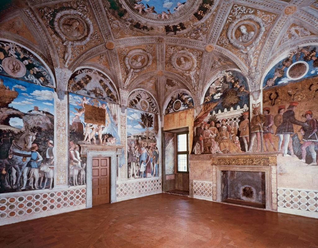Mantova: a due anni dal terremoto riapre la Camera degli Sposi del Mantegna