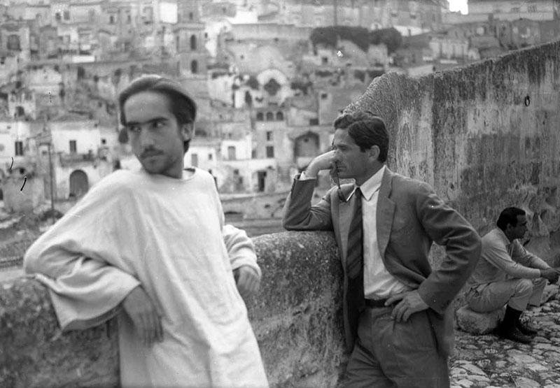 Il Vangelo secondo Matteo: il film di Pasolini 50 anni dopo in mostra a Matera