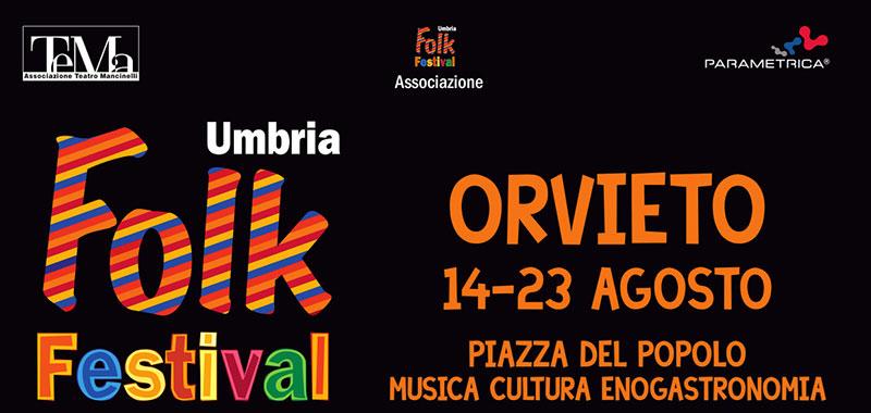 Ad Orvieto l'Umbria Folk Festival