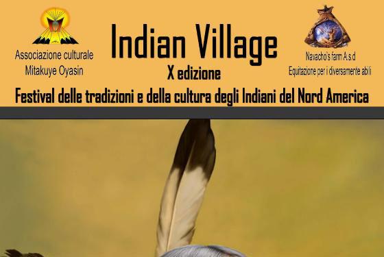 A Padova dal 18 al 20 luglio la decima edizione di Indian Village