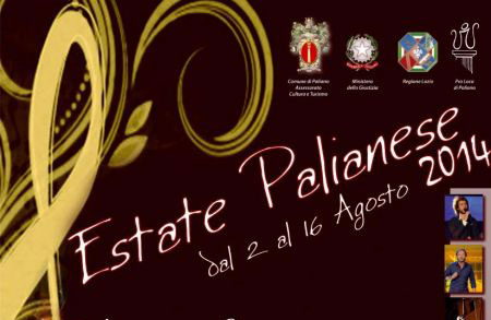 Paliano: ecco il calendario di eventi estivi