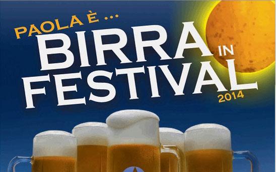 Calabria. Birra in Festival sul lungomare di Paola