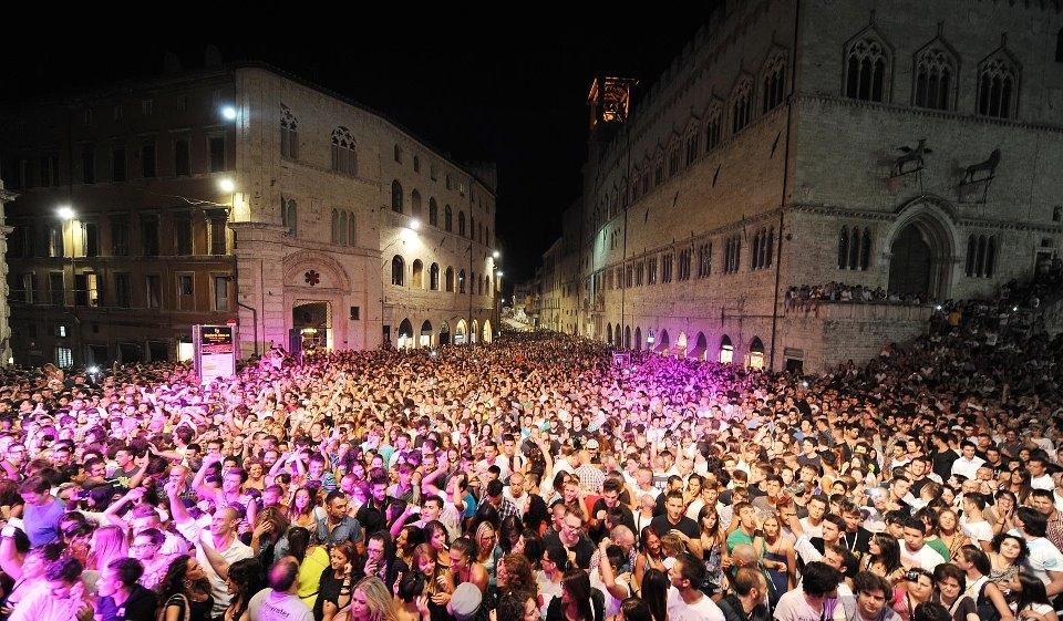 Perugia si tinge di jazz