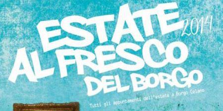 San Marco in Lamis. Il programma dell'estate 2014 della Pro Loco Borgo Celano