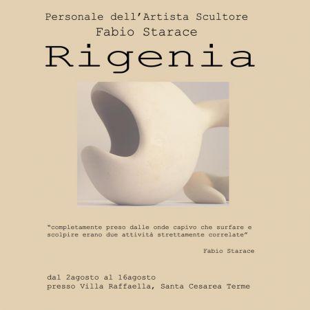 Puglia. RiGenia, le opere di Starace in mostra a Santa Cesarea Terme