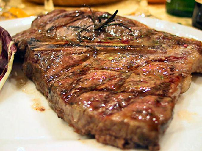 A Soriano nel Cimino la festa della bistecca