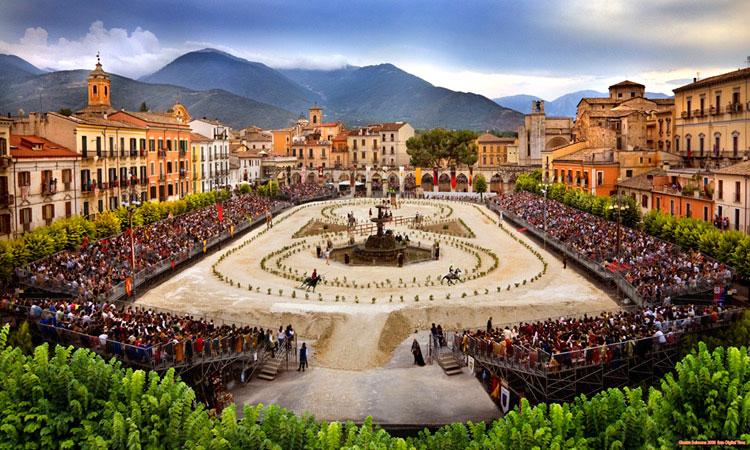 Torna a Sulmona la Giostra Cavalleresca