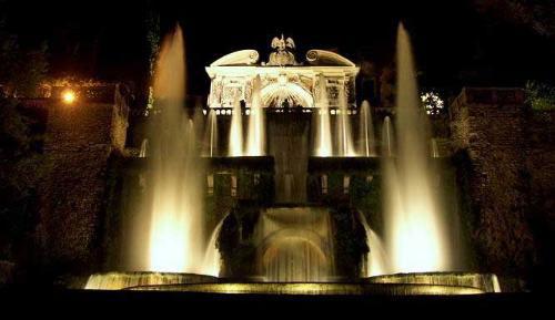 Tivoli. Villa d'Este si illumina... d'estate, tanti eventi ogni venerdì e sabato