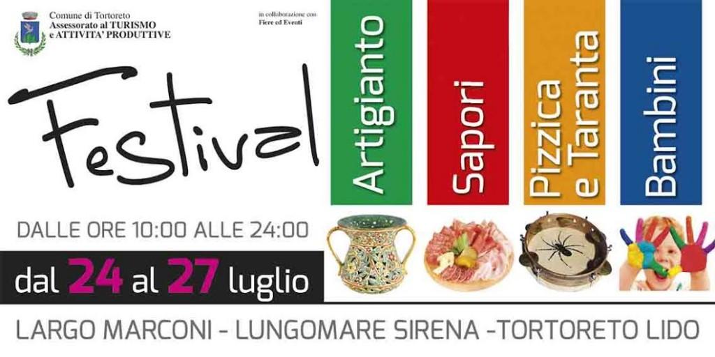 Abruzzo. Gusto, Arti e Mestieri: festival a Tortoreto Lido