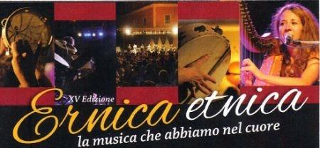 """A Veroli la musica popolare celebra """"Ernica Etnica"""""""