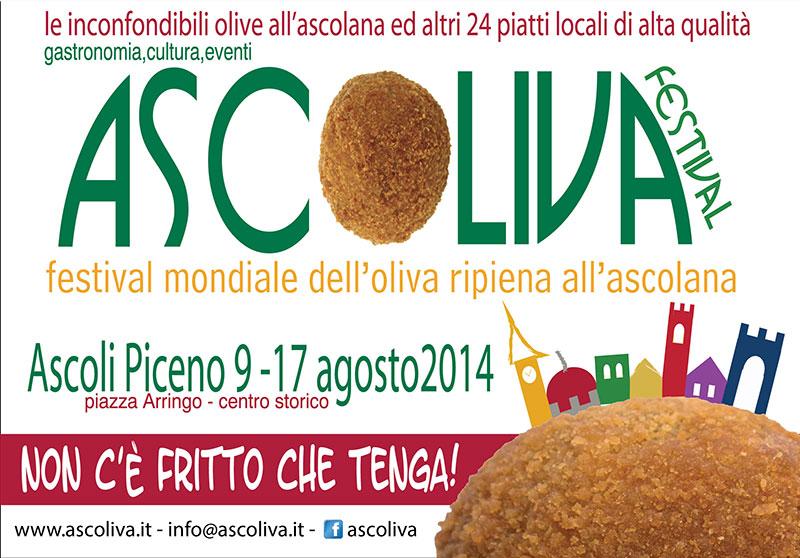 """Marche. Ferragosto """"con gusto"""" all'Ascoliva Festival"""