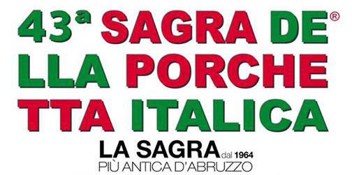 Abruzzo. A Campli la Sagra della Porchetta Italica