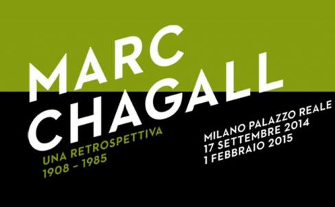 Grandi Mostre: a Palazzo Reale di Milano le opere di Marc Chagall