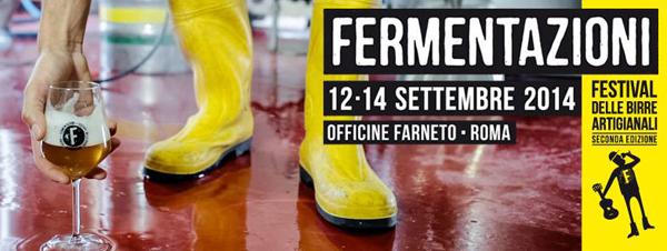 Fermentazioni 2014. A Roma il meglio della birra artigianale