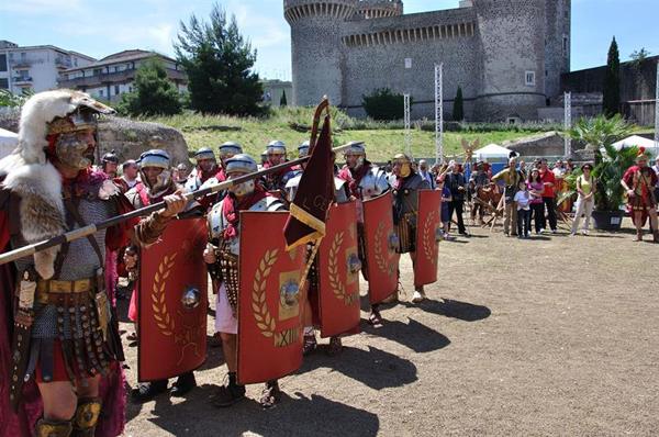 Idi Adrianesi 2014, a Tivoli torna l'Impero Romano