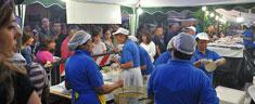 """A Guidonia la """"Sagra della cucina regionale"""""""