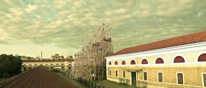 Big Bambù a Roma per tutto Dicembre