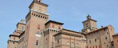 Turismo: Ferrara fra le mete più scelte dai turisti stranieri in Italia