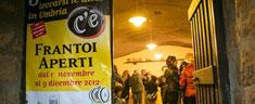 """In Umbria fino a 30 novembre """"Frantoi Aperti"""""""