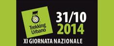 Il 31 ottobre in tutta Italia l'XI Giornata Nazionale del Trekking Urbano