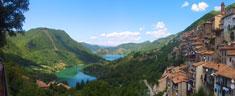 Lago del Turano: a Paganico Sabino al via la Castagnata 2014