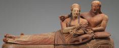 A Bologna in mostra gli Etruschi e l'aldilà tra capolavori e realtà virtuale