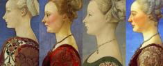 Milano: in mostra le quattro dame del Pollaiolo